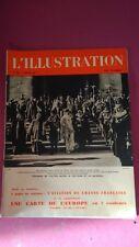 L'ILLUSTRATION 1940 N°5053 - SOUVERAINS ITALIENS AU VATICAN