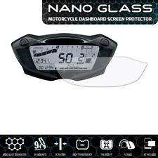 Suzuki SV650 (2016+) NANO GLASS Dashboard Screen Protector