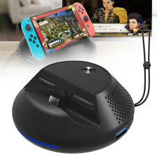 Portable TV Dock Converter HDMI Charging Base Station USB for Nintendo Switch US