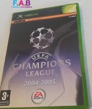 UEFA Champions League 2005 (Microsoft Xbox, 2005) - European Version
