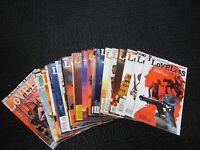 Loveless comic lot - #1 to #24 complete NM, 2005 Brian Azzarello vertigo