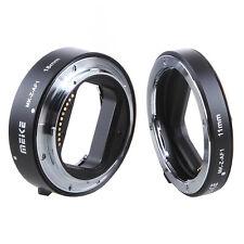 Meike MK-Z-AF1 Auto Focus Macro Extension Tube Adapter ring11&18mm f Nikon Z6 Z7