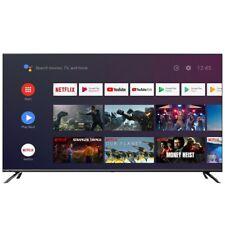 CHiQ U55H7S Android Frameless 138 cm (55 Zoll) 4K-LED-TV, Smart TV, Bluetooth