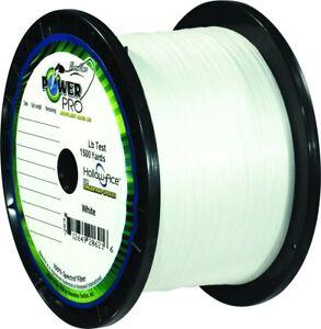 Power Pro 21100501500W Spectra Fishing Line 50 lb. 1500 Yards White
