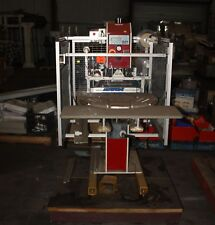 Milford Astor Printing Systems Hot Foil Stamping Machine P35C Turntable UNIOP
