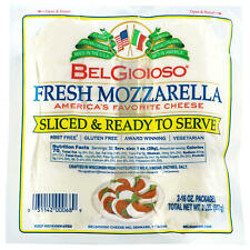 BelGioioso Pre-Sliced Fresh Mozzarella (32 oz.)