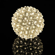 Christmas party 100 warm white LED light bouquet ball Shakura hanging tree Indoo