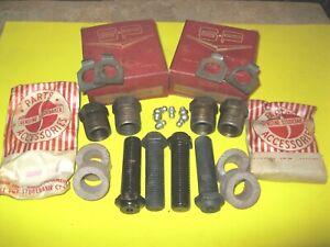NOS 1947-1949 Studebaker upper control arm suspension kits