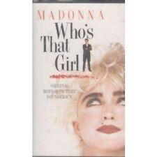 Excellent (EX) Madonna Music Cassettes