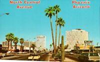 North Central Avenue, Classic Cars, Phoenix, Arizona