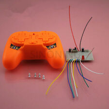 2.4G 8CH remote control with receiver board DIY toy boat tank car 4-6v