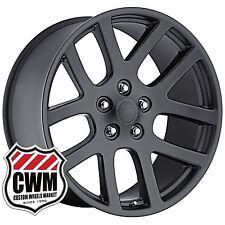 OE Performance 107SB 20 inch 20x9 Dodge Ram SRT-10 Satin Black Wheels Rims 5x5.5