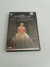 "DVD ""MASSENET CENDRILLON"" LAURENT PELLY BERTRAND DE BILLY JOYCE DIDONATO EGLISE"