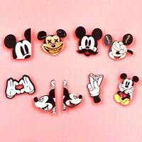 Mickey Mouse Hands Face Mickey Banana Panties Cartoon Badges Acrylic Pins Brooch