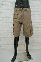 Bermuda a Righe Uomo DIESEL Taglia 32 46 Pants Pantalone Corto Shorts Men Casual