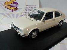 "Maxichamps 940120101 - Alfa Romeo Alfasud Baujahr 1972 in "" weiß "" 1:43"