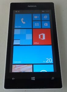 Nokia Lumia 520 Android 8GB (EE Network) Touch Mobile Smartphone White/Black