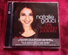 NATALIE GAUCI - THE WINNERS JOURNEY - 2 Disc CD+DVD
