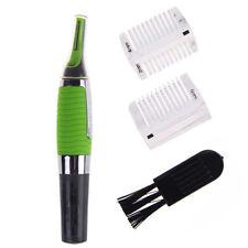 VERDE nuovo all-in-One Micro Touch MAX trimmer per naso orecchie collo capelli uomo donna