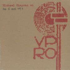 MICHAEL CHAPMAN LIVE VPRO 1971 NEW SEALED LIMITED RED VINYL LP IN STOCK