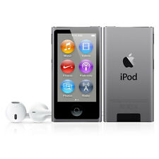 Apple iPod nano 7th Generation Space Grey (16GB) Very Good Condition