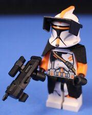 LEGO® STAR WARS™ 212th CLONE COMMANDER™ DELUXE Phase I + Custom Helmet Detail