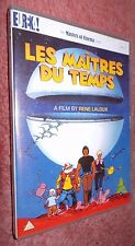 Les Maitres Du Temps,1982,UK Reg 2,Rene Laloux (Gandahar) French animated Sci Fi