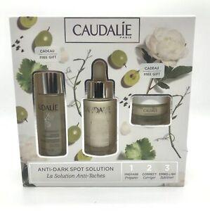 Caudalie Vinoperfect Ultimate Radiance Trio Skincare Gift Set - NEW DAMAGED BOX