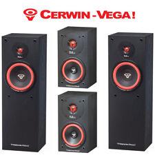 Pair Cerwin Vega SL-28 Dual 8
