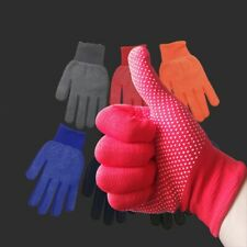 12 Pairs Nylon Wearproof Breathable Labor Work Protection Safety Gloves Supplies