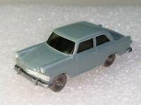 Wiking ( 81/1A , CS 344/1B ) - Opel Rekord P 2 , grünblau , T@P