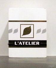 "MAD 44<>""L'Atelier"" Wooden Cigar Box By Tatuaje<>Cute Little Box"