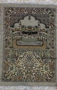 Travel Prayer Mat Full Size Thin Lightweight - **Only £3.99** Namaaz / Salat Mat