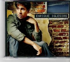(FM923) Enrique Iglesias, Tired Of Being Sorry - 2007 DJ CD