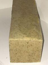Natural Soap Loaf CP Log Handmade Homemade Wholesale Rosemary shampoo