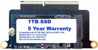 NEW 1TB SSD for MacBook Pro 13 A1708 Non-Touch Bar Models (Late 2016 - Mid 2017)