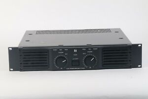 TOA Electronics IP-300D Dual-Channel Power Amplifier- AS IS