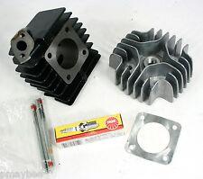 SUZUKI JR50 / 1505E1 Upper & Lower Heads for A-50 Head Kit - No Piston NEW!