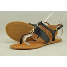 Sandali e scarpe blu Tommy Hilfiger Piatto (Meno di 1,3 cm) per il mare da donna