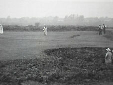 The New Nine Holes At Walton Heath Golf Club 1913 2 Page Photo Article 8658
