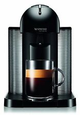Nespresso Vertuoline Coffee Maker Machine Black With Milk Frother-preowned