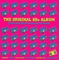 THE ORIGINAL 80s ALBUM CD! 20 TRACKS W/KIM WILDE-ROXY MUSIC! [2004 EMI] EX+