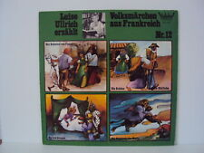 Luise Ullrich Tells Folk Tales from France L4426