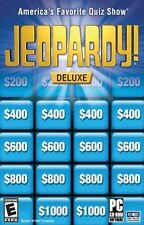Jeopardy Deluxe America's Favorite Quiz Show PC SEALED NEW