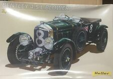 Heller Bentley 4.5L Blower Ref 80722 Escala 1/24