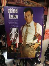 One Good Cop (DVD) 1991 Michael Keaton in a Suspense Thriller - VG+ RARE & OOP