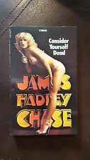 "James Hadley Chase, ""Consider Yourself Dead,"" 1978, CORGI 11042 , NF"