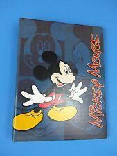 Disney - Mickey Mouse - Photo Album - Vacation Souvenir - Holson