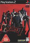 Used PS2 CAPCOM Killer 7 SONY PLAYSTATION JAPAN IMPORT