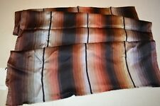 Paul Smith Linea Principal arcoiris de rayas hombre pañuelo de seda NUEVO